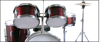 Small Kid's Drumset